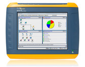 OPVXG-10G/PTR/GLD: Fluke Networks 10G Performance Test Kit (XG-10G + PTR) with 1 year of Gold Support