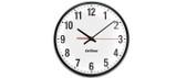 "Inova Solutions | ONTA12-BK - 12"" Analog Clock, Single Sided"