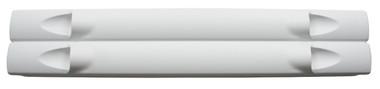 10115 | HotLok, 2U White Blanking Panel