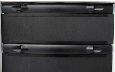 10143   HotLok, Full Rack Blanking Panel Kit, 42U