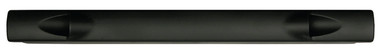 "10177 | HotLok, 1U Black Blanking Panel, 23"""