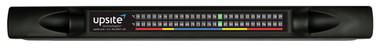 10035 | HotLok, 1U Black Blanking Panel with Temperature Strip
