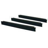 SR1UPANEL50 | 1U Blanking Panel Kit, Toolless-Mounting, 50 pieces