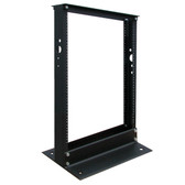 SR2POST13 | 13U SmartRack 2-Post Open Frame Rack - Organize and Secure Network Rack Equipment