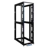 SR42UBEXPNDNR3 | 42U SmartRack 4-Post Premium Open Frame Rack - no sides, doors or roof