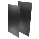 SR48SIDE4PHD | 48U SmartRack Heavy-Duty Open Frame side panels with latches