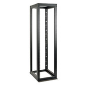 SR4POST58HD | 58U Heavy-Duty 4-Post SmartRack Open Frame Rack - Organize and Secure Network Rack Equipment