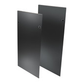 SR50SIDE4PHD | 50U SmartRack Heavy-Duty Open Frame side panels with latches