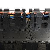 SRCABLETRAY | SmartRack Roof-Mounted Cable Trough - Provides cable routing and power/data cable segregation