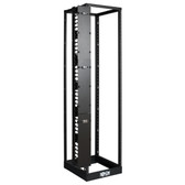 SRCABLEVRT6 | SmartRack 6 in. Wide High Capacity Vertical Cable Manager - Double finger duct with cover