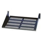 SRSHELF2PDP | 2U Cantilever Fixed Shelf (60 lb / 27 kg capacity; 21 in. / 533.4 mm depth.)