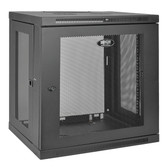 SRW12U | SmartRack 12U Low-Profile Switch-Depth Wall-Mount Rack Enclosure Cabinet