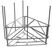 Roof Frame;Multi Sector;Ballast Tray