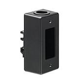 Leviton 41089-DN: DIN Rail-Mount Box, Black