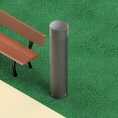 3032 | Oberon Wireless NetPost™ Medium Duty Fiberglass Wireless Bollard