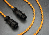 SC-3 | RLE Technologies: Sensing cable; conductive fluids, 3ft/0.91m, pre-installed male/female connectors