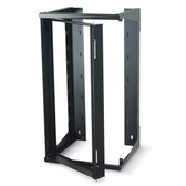RM080A-R3 | Black Box Wallmount Rack
