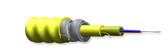 "002E88-31131-A3: Corning MIC Tight-Buffered, Interlocking Armored Cable, Plenum, 2 F, Single-mode (OS2)""Price per 1,000ft"""