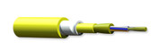 006E88-31131-D3: Corning MIC® DX Tight-Buffered Armored Cable, Plenum, 6 F, Single-mode (OS2)