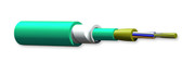 006T88-31180-D3: Corning MIC® DX Tight-Buffered Armored Cable, Plenum, 6 F, 50 µm multimode (OM3)