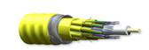 048E88-61131-A3: Corning MIC® Unitized Tight-Buffered, Interlocking Armored Cable, Plenum, 48 F, Single-mode (OS2)