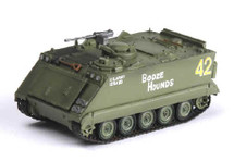 """M113 Assault Vehicle Display Model US Army, #42 """"Booze Hounds"""", 1969"""