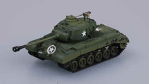M26 Pershing Display Model US Army 2nd Armored Div