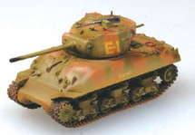 M4A1(76)W Sherman Tank US Army 2nd Armored Division