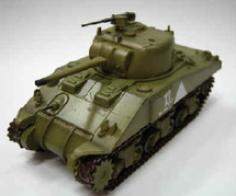 M4 Sherman Tank US Army 6th Armored Division