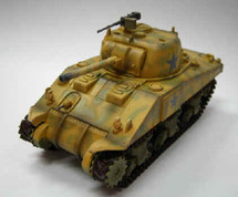 M4 Sherman Tank US Army 4th Armored Division