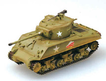 M4A3 Sherman US Army 4th Armored Div,