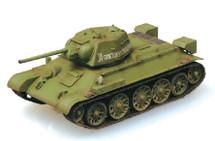 T-34 Display Model Soviet Army, #3A, 1943