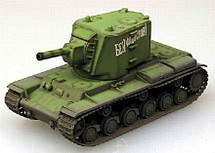KV-2 Heavy Tank Early Russian Green