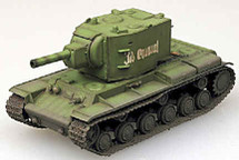 KV-2 Heavy Tank Russian Green