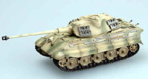 Sd.Kfz.182 King Tiger Display Model German Army sSSPzKp, (Porsche Turret)