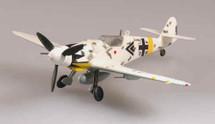 Bf 109G Luftwaffe I/JG 53, Erich Hartmann, Hungary