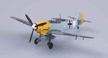Bf 109E Display Model Luftwaffe 7./JG 27