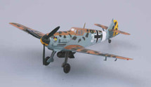 BF-109E-4/Trop 1 JG27 Marseille