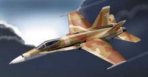 F-18 Hornet Top Gun