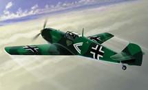 BF-109 Messerschmitt Luftwaffe SKG 211