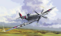 Supermarine Spitfire Royal Air Force WWII