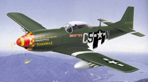 P-51 Mustang US Army Air Corps D-Day Frenesi
