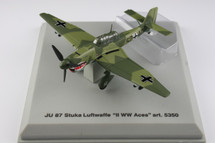 JU-87 Stuka Luftwaffe WWII Sharks Mouth
