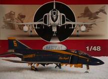"F-4 Phantom II US Navy ""Blue Angels"" Acrobatic Team"