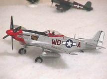 """P-51D Mustang USAAF """"Ridge Runner"""""""