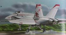 F/A-18 Hornet US Marines VMFA-232