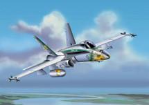 "F/A-18 Hornet US Navy ""Chippy Ho!"""