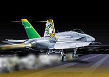 "F/A-18 Hornet US Navy VFA 195 ""Chippy Ho"""