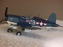 "F4U Corsair US Navy VF-17 ""Jolly Rogers"""