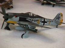 FW-190 Focke-Wulf Luftwaffe Schnell